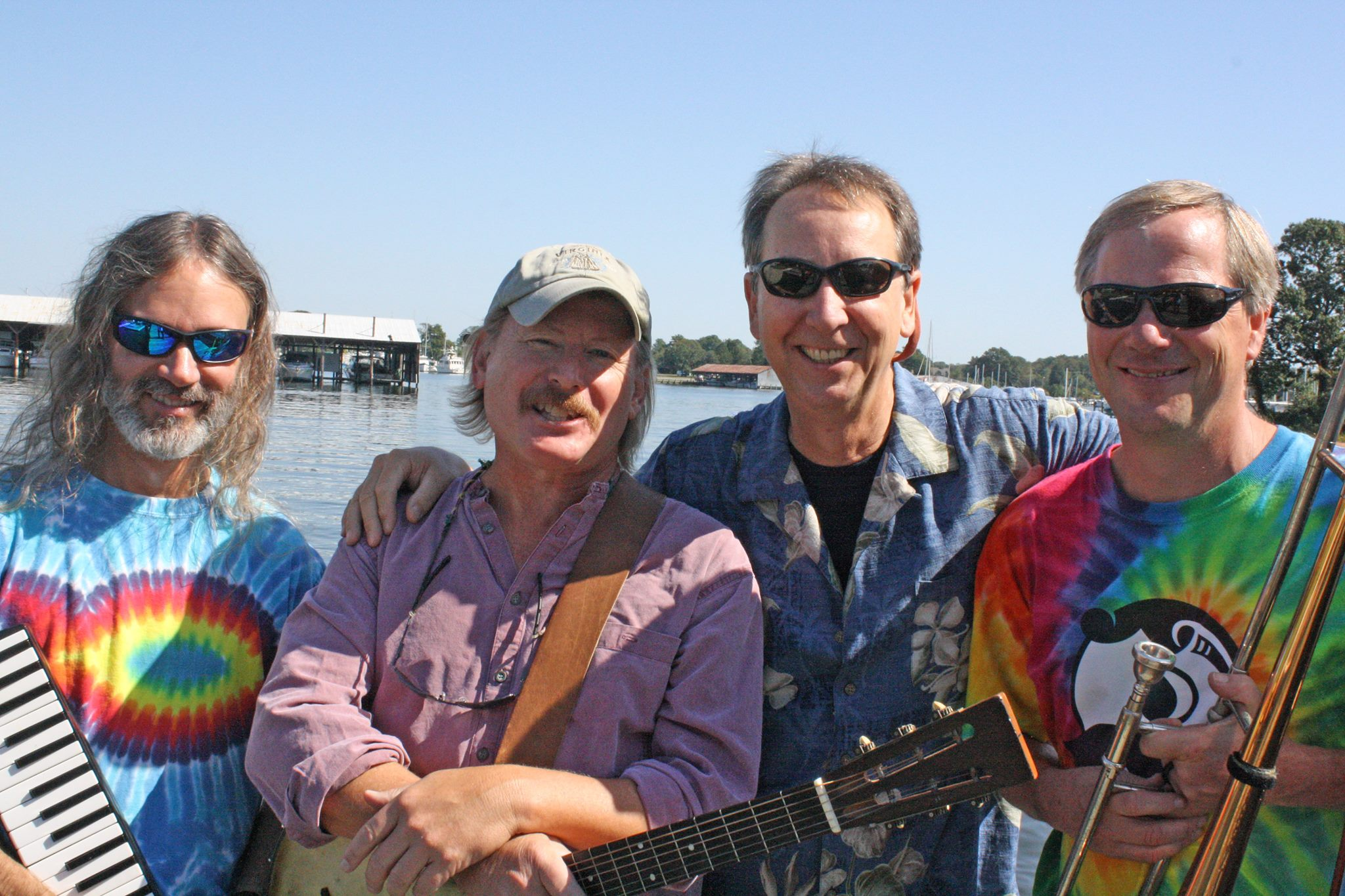 Mainstay at The Gqrfield Presents the Eastport Oyster Boys