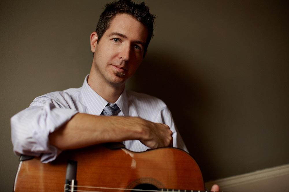 Hedgelawn Series presents guitarist Zane Forshee