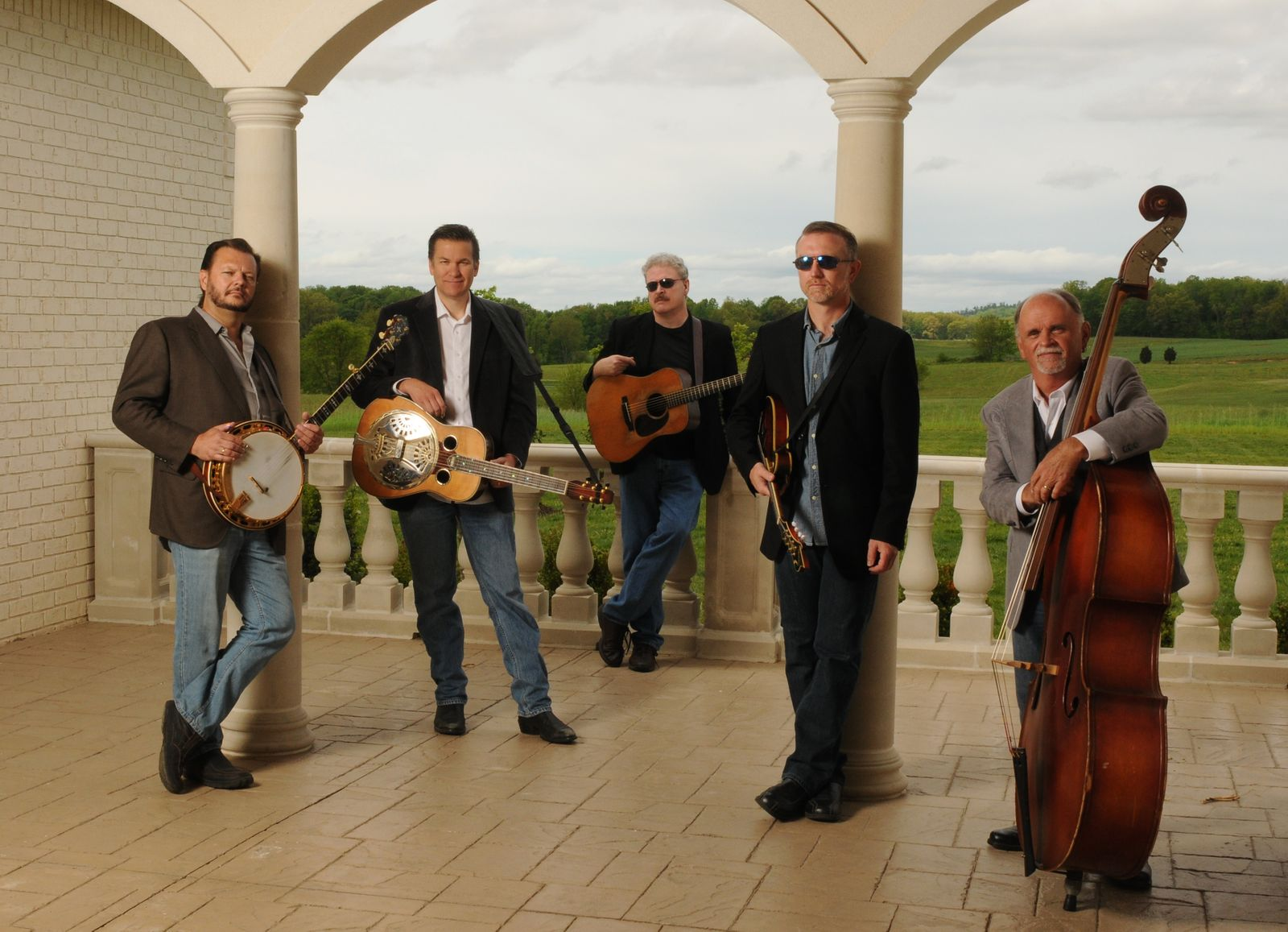 Bluegrass Supergroup Blue Highway