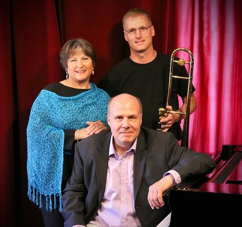 Sue Matthews and the American Jazz Trio