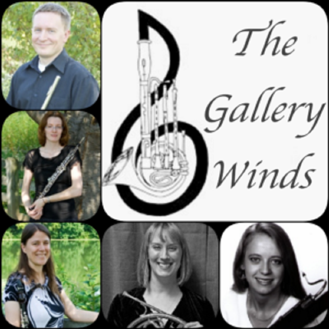 The Hedgelawn Series presents Gallery Winds Woodwind Quintet