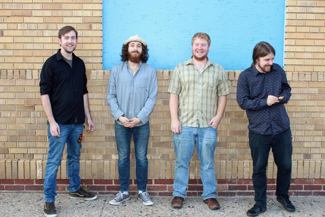 The Hedgelawn Bluegrass Series presents The Dirty Grass Players