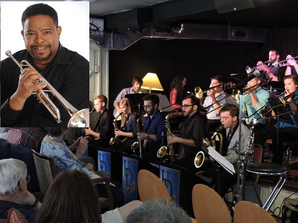 University of Delaware Jazz Ensemble with guest soloist Gerald Chavis