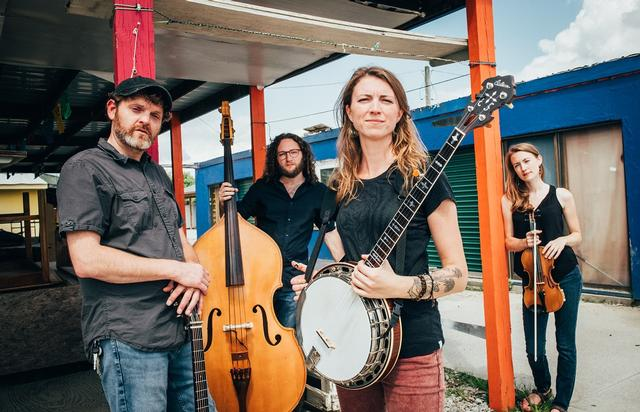 The Hedgelawn Bluegrass Series Presents The Gina Furtado Project