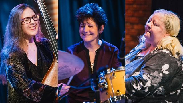 the 3D Jazz Trio