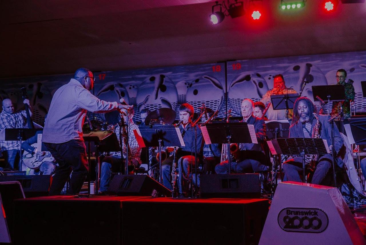 Stephen Phillip Harvey Big Band