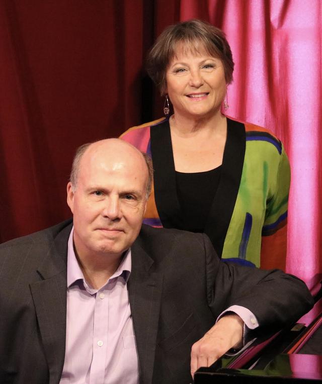 "Sue Mathews and Robert Redds, ""American Songbook Series"""