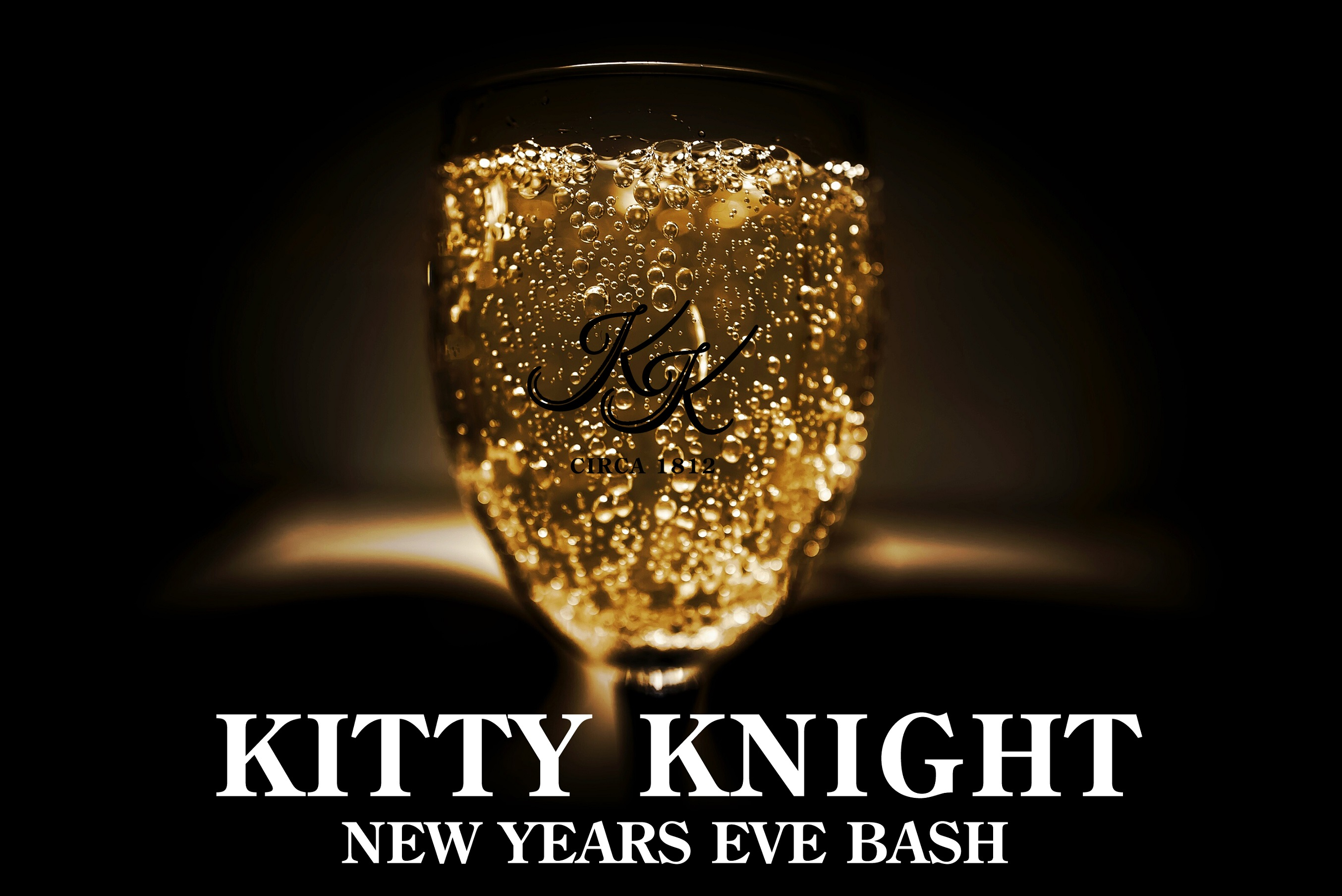 Kitty Knight New Year's Eve Bash
