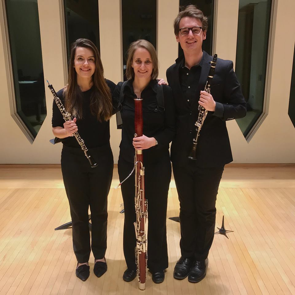 RESONANCE Concert: Cleveland Wind Trio