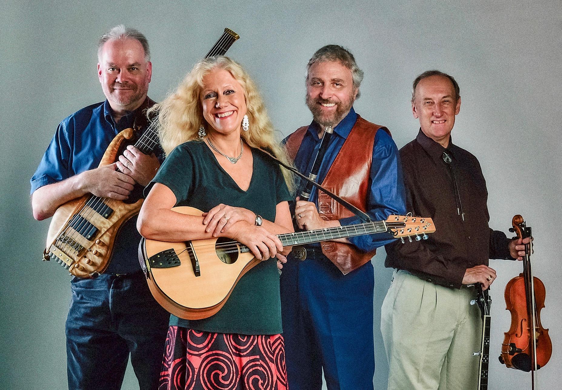 RESONANCE Concert: IONA, Pan-Celtic Ensemble