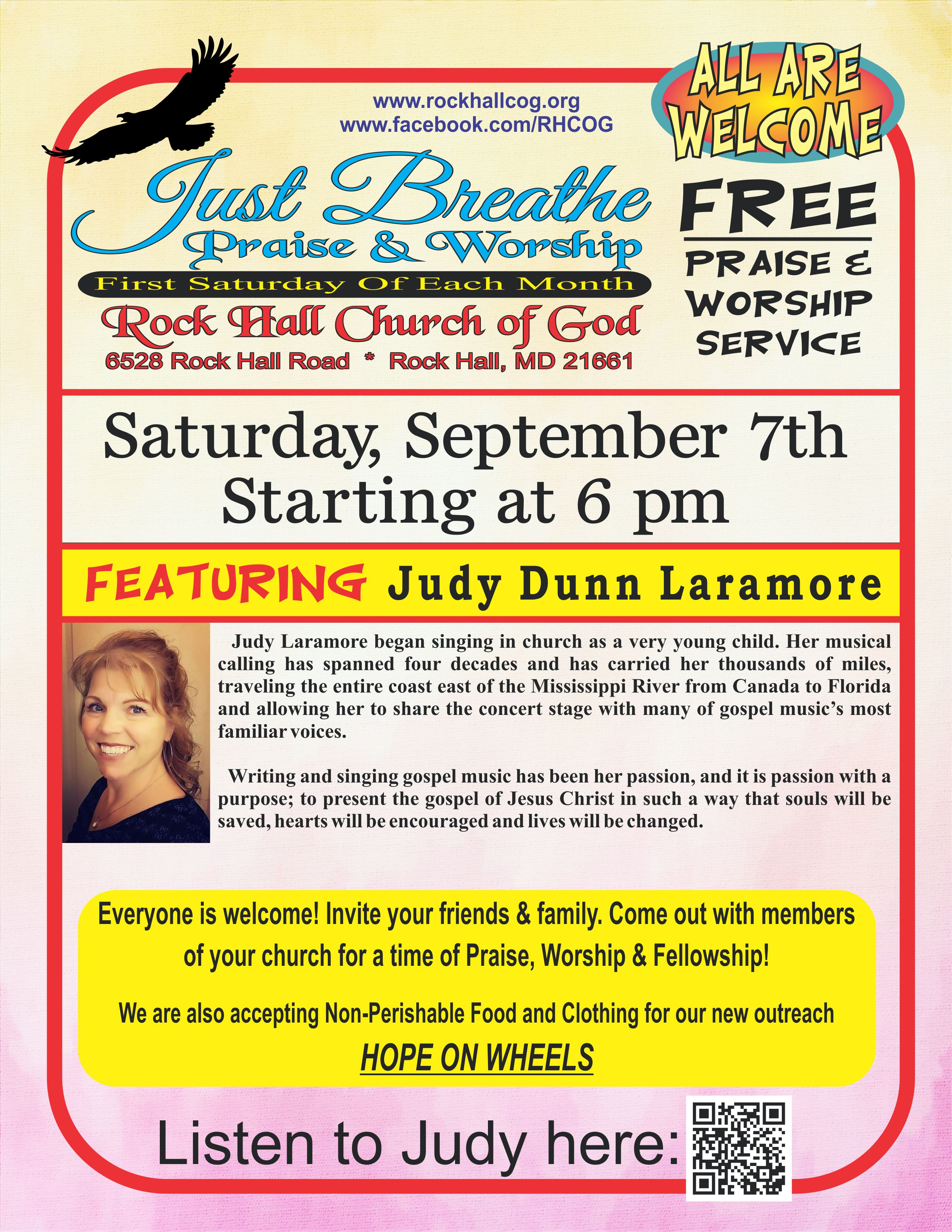 Free Gospel Concert