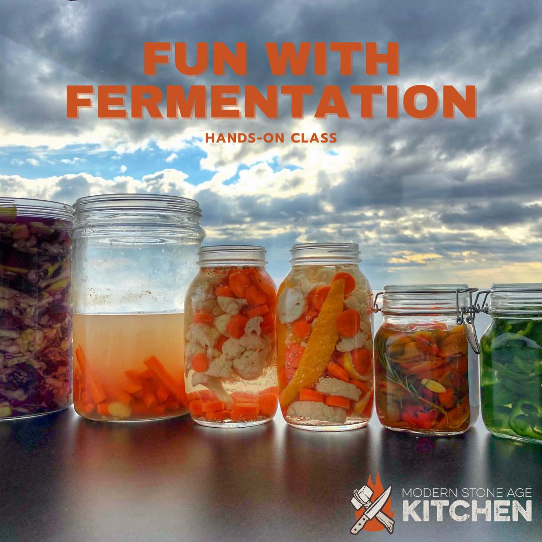 Fun with Fermentation