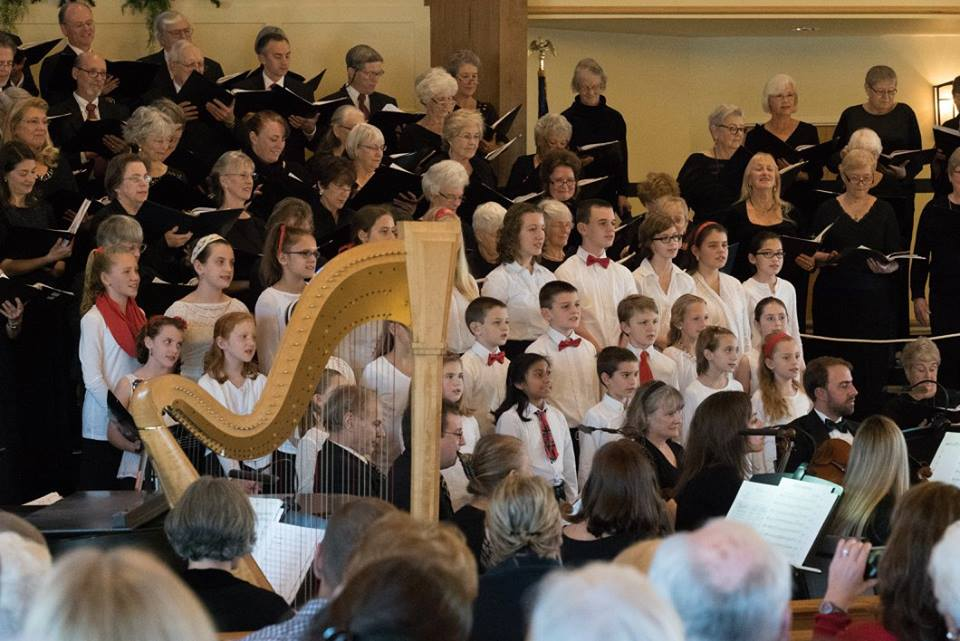 Chester River Chorale's 19th annual Holiday Concert