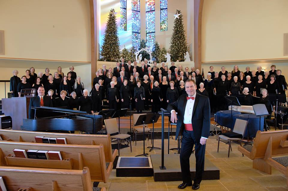 Come Sing with the Chester River Chorale