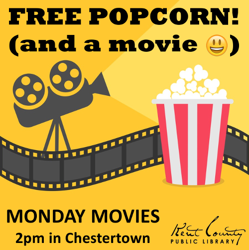 Free Popcorn (And a Movie)