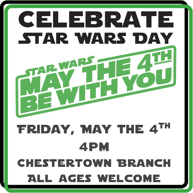 May the Fourth Be With You: Celebrate Star Wars Day