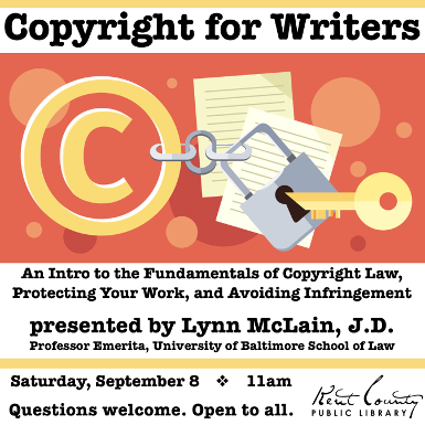 Copyright for Writers: Fundamentals of Copyright Law, Protect Your Work and Avoid Infringement