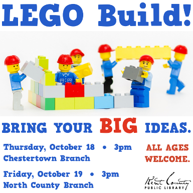 LEGO Build in North County