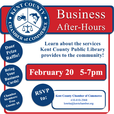 Kent County Chamber of Commerce - Business After Hours