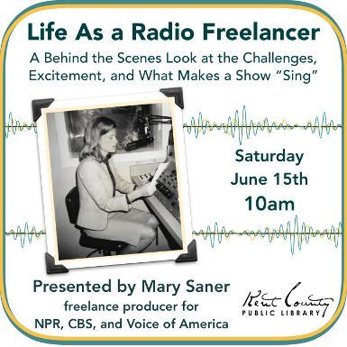 Life As a Radio Freelancer