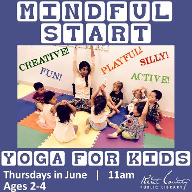 Mindful Start Kids Yoga with Stav