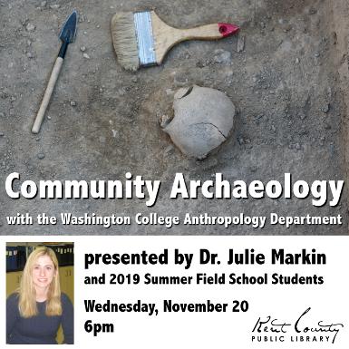 Community Archeology