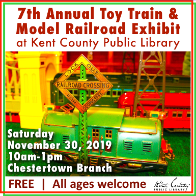 Toy Train and Model Railroad Exhibit