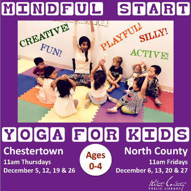 Mindful Start: Yoga for Kids