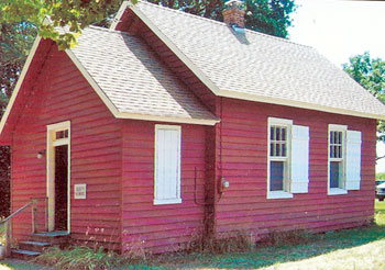 Cliffs Schoolhouse