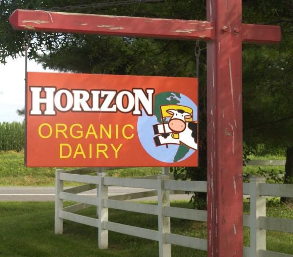 Horizon Organic Dairy Md Farm Kent County