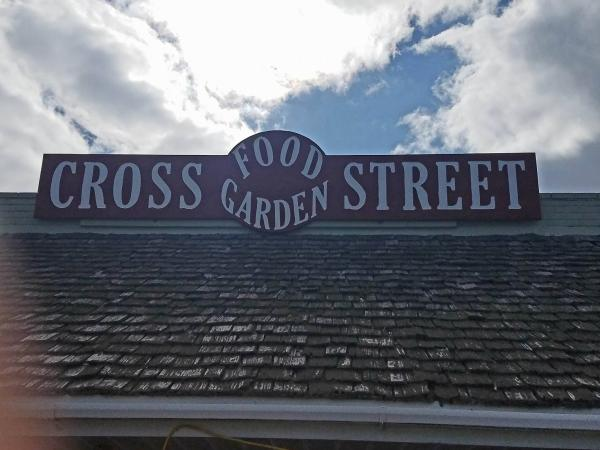 Cross Street Food & Garden