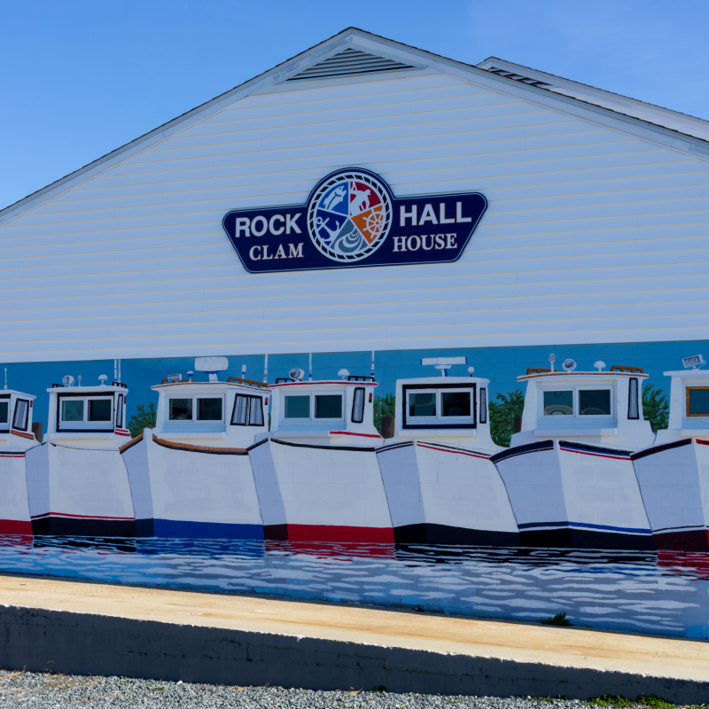 Rock Hall Marine Restoration and Heritage Center